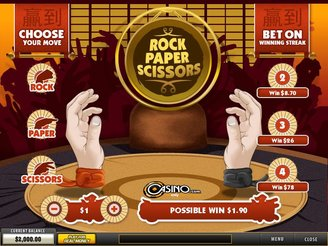Play Rock Paper Scissors Arcade Online