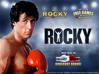 Play Rocky Scratch Online
