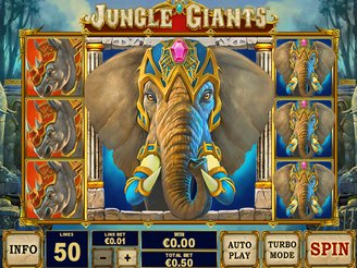 Play Jungle Giants Slots Online