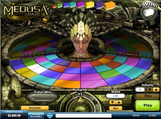 Play Medusa's Gaze Arcade Online