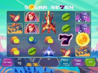 Play Solar Se7en Slots Online
