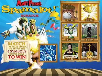 Play Monty Python's Spamalot Slots Online