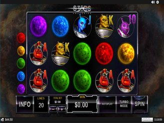 Play Stars Awakening Slots Online