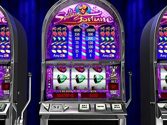 Spielen sie Sutan's Fortune Spielautomaten Online