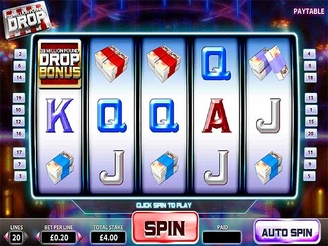 Play The Money Drop Slots Online