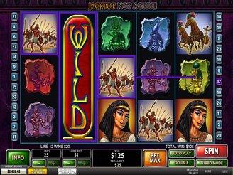 Spielen sie Pyramid of Ramesses Spielautomaten Online