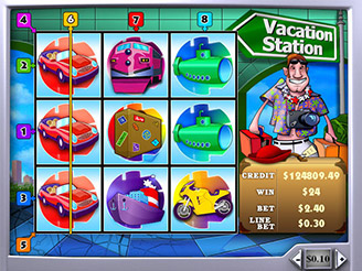 Play Vacation Station Slots Online