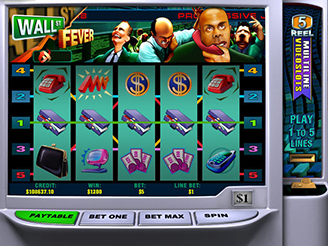 Play Wall Street Fever Slots Online