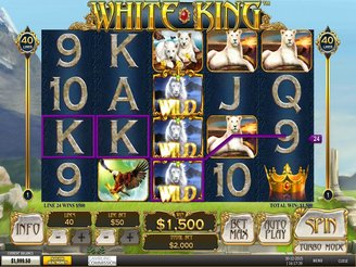 Play White King Online