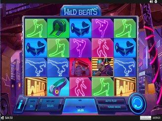 Play Wild Beats Slots Online