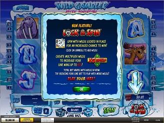 Play Wild Gambler: Arctic Adventure Online