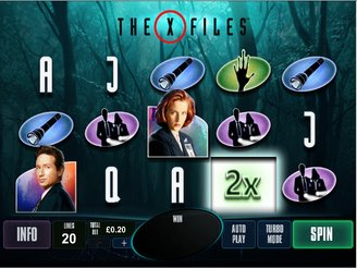 Play X-Files Slots Online
