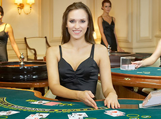 Play Live Blackjack Online