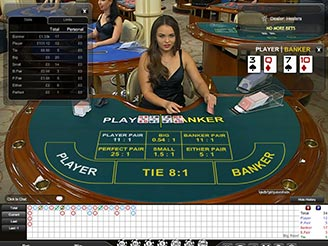 Play Live Mini Blackjack Online