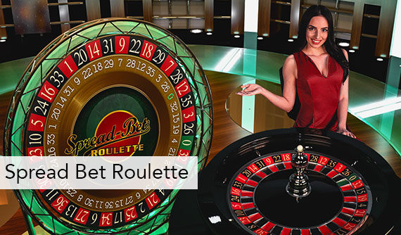 Spread Bet Roulette Live