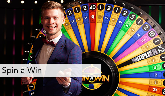 Spin a Win Live