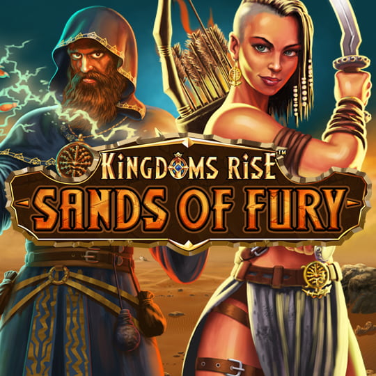 Kingdoms Rise™: Sands of Fury