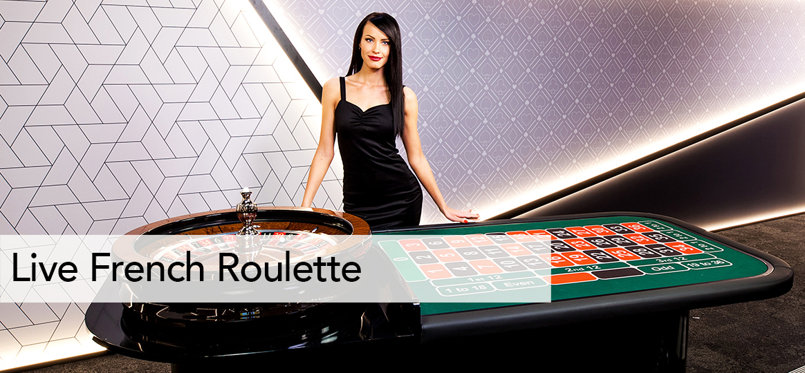 Roulette Lounge French Live