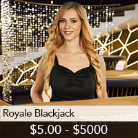 Royale Blackjack Live