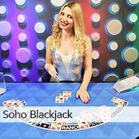Soho Blackjack Live