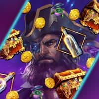 Machines à sous de Pirates