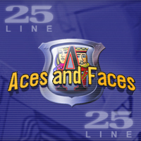 Aces And Faces 25 Lines Videopoker