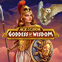 Age of the Gods: Goddess of Wisdom Slots Online