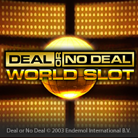 Deal or no Deal: World Slot