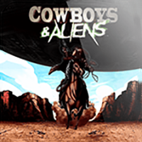 Cowboys and Aliens Slots Online