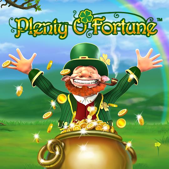 Plenty O'Fortune Slots Online
