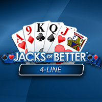 4-Line Jacks or Better Video Poker