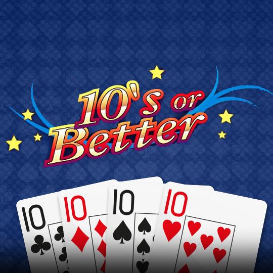 10's or Better Video Poker
