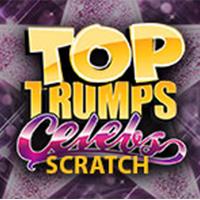 Top Trumps Celebs Scratch