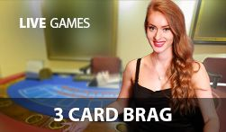 3 Card Brag Live