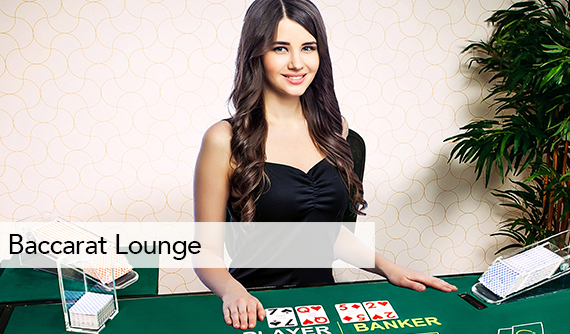 Baccarat Lounge Live