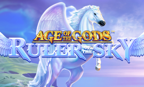 Age of the Gods: Ruler of the Sky Slots Online