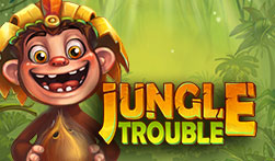 Jungle Trouble Slots Online