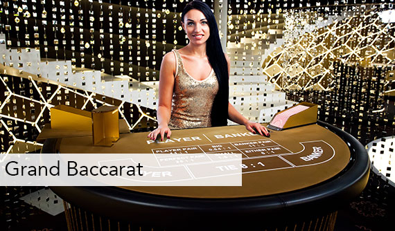 Grand Baccarat Live