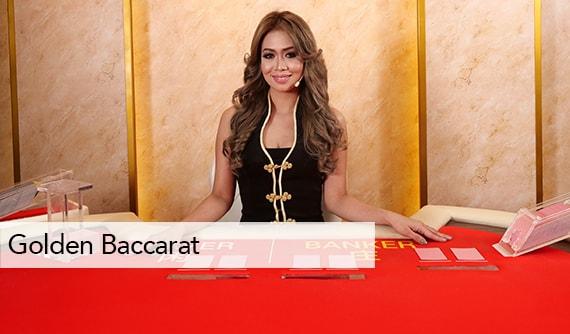 Golden Baccarat Live