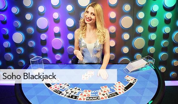 Soho Blackjack Live