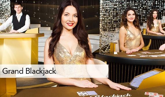 Grand Blackjack Live