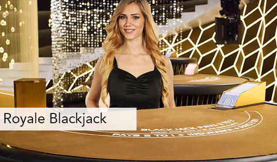 Royale Blackjack Live