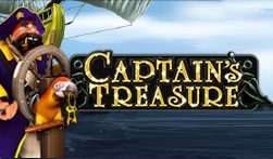 Captains Treasure Slots Online