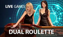 Live Dual Roulette