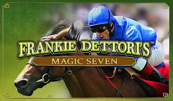 Frankie Dettori's Magic Seven Spelautomat