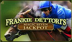 Frankie Dettori's Magic 7 Jackpot
