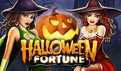 Caça-níqueis Halloween Fortune
