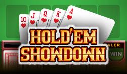 Hold 'em Showdown Arcade Games