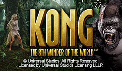 Kong The Eighth Wonder Of The World Slots Online