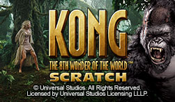King Kong Scratch